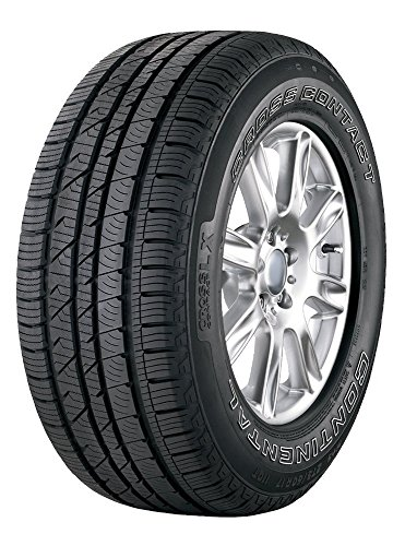 Continental CrossContact LX Sport Radial Tire - 235/55R19 101H (Best Tires For Acura Rdx 2019)