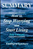 Best Books On Audibles - Summary - How to Stop Worrying & Start Review