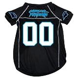Carolina Panthers Pet Dog Football Jersey SMALL, My Pet Supplies