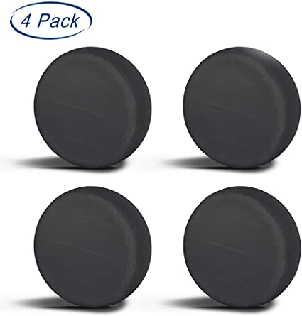 caravan camper van all dimensions utility vehicles Black spare wheel cover for a 4 x 4 car