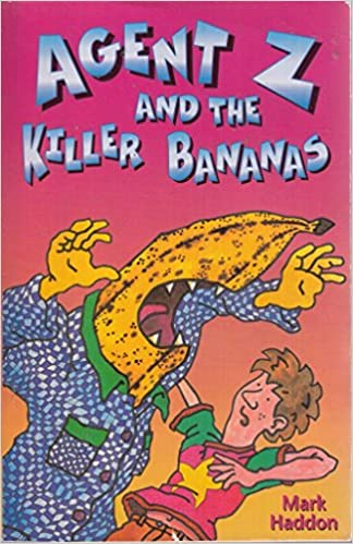 Read Agent Z And The Killer Bananas By Mark Haddon