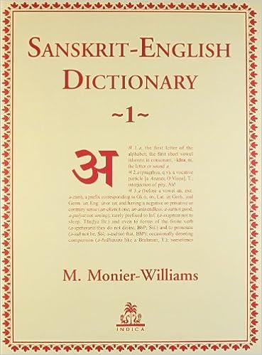 Script English to Sanskrit Dictionary
