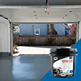 Rain Guard Water Sealers SP-1508 Clear High Gloss Garage Floor Urethane Sealer Single Part Ready to USE Covers up to 200 Sq. Ft. 1 Gallon