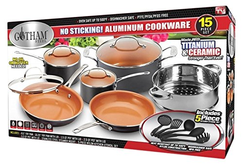 all ceramic cookware - 1