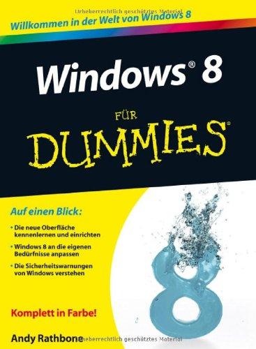 Windows 8 für Dummies