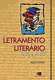 capa de Letramento Literário. Teoria e Prática