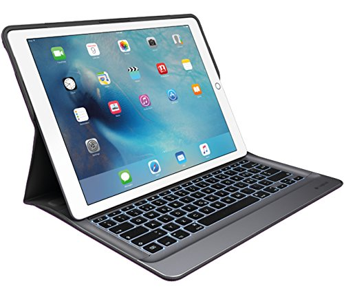 Logitech CREATE Keyboard/Cover Case (Folio) for iPad Pro - Black, Space Gray by Logitech (Image #1)