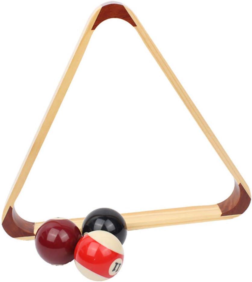 LIOOBO 1 pc triángulo Marco de Billar profesión práctica Billar ...
