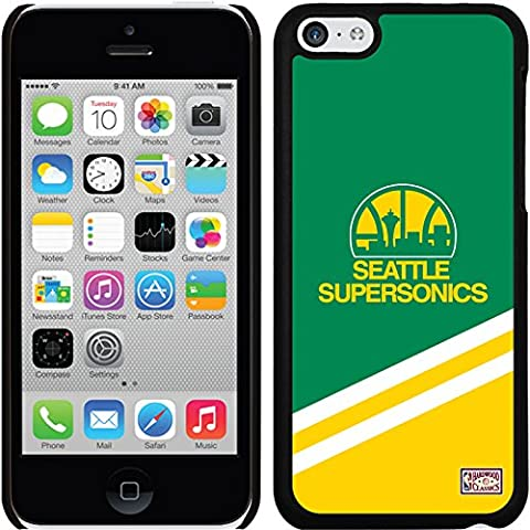 Coveroo Thinshield Snap-On Case for iPhone 4/4s - Seattle Supersonics Hardwood Classic (Sonic Iphone 4s Case)