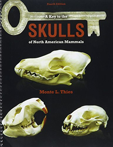 A Key to the Skulls of North American Mammals
