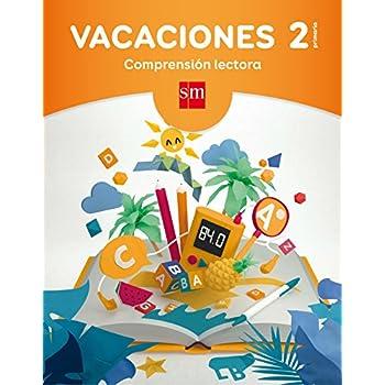 Cuaderno comprensión lectora vacaciones 2