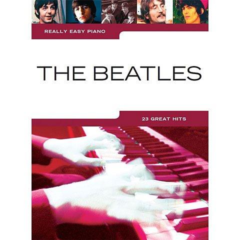 Download Really Easy Piano: The Beatles pdf epub