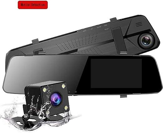 AWYYSYS Dash CAM HD Sistema revés del Monitor Visión Nocturna de ...