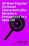 Focus On: 60 Most Popular Fictional Characters who Became a Protagonist in a Spin-off: Han Solo, Saul Goodman, Addison Montgomery, Joey Tribbiani, Homer ... Pyle, Buzz Lightyear, Frasier Crane, etc.