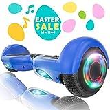 XPRIT Easter Sale Hoverboard w/Bluetooth Speaker (Blue)