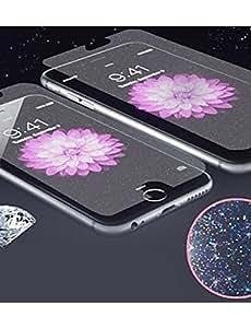 Películas Protectoras, hd protector de pantalla de alta calidad de alta definición clara diamante brillante para el iphone 6s / 6 más (2 piezas)
