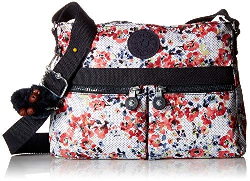 Crossbody Bag Busy Angie Convertible Kipling Solid Blossoms 0vBZwS