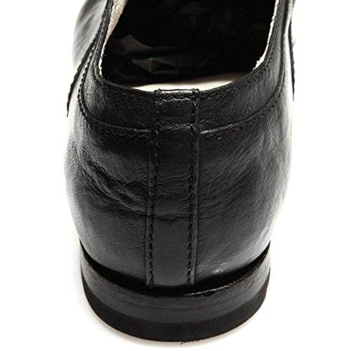 80418 Ravello Men Uomo Shoes Nero calzatura Alexander Hotto Scarpa Allacciata wqU4xWnRI5