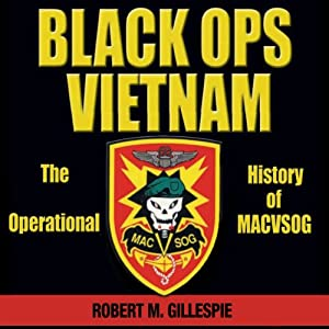 Black Ops, Vietnam Audiobook