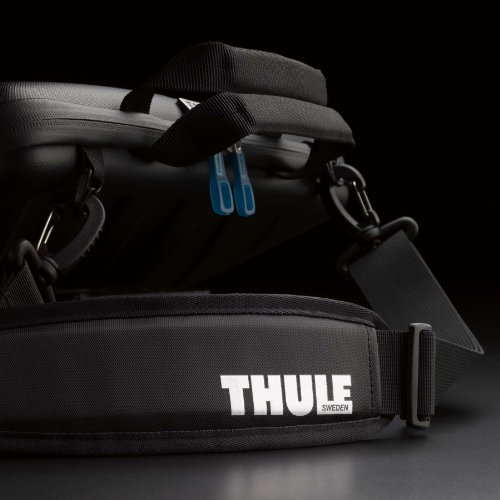 Thule Gauntlet TMPA-113 13 inch MacBook Pro and Retina Display Attache' (Black) by Thule (Image #11)