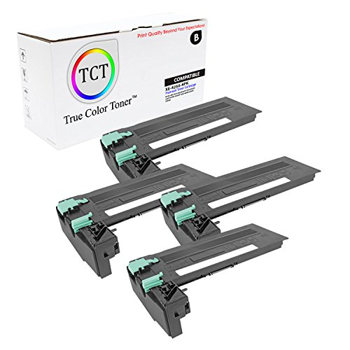 TCT Premium Compatible Toner Cartridge Replacement for Xerox 106R1409 Black Works with Xerox WorkCentre 4250 4260 Printers (25,000 Pages) - 4 ()