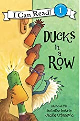 Ducks in a Row (I Can Read Level 1) Kindle Edition