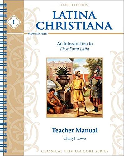 Latina Christiana Teacher Manual 4th Edition