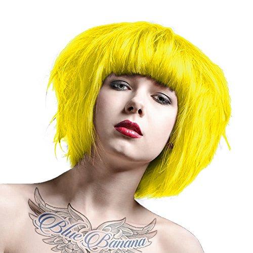 DIRECTIONS Fluorescent Glow Semi-Permanent Hair Colour - 88ml Tub by La Riche