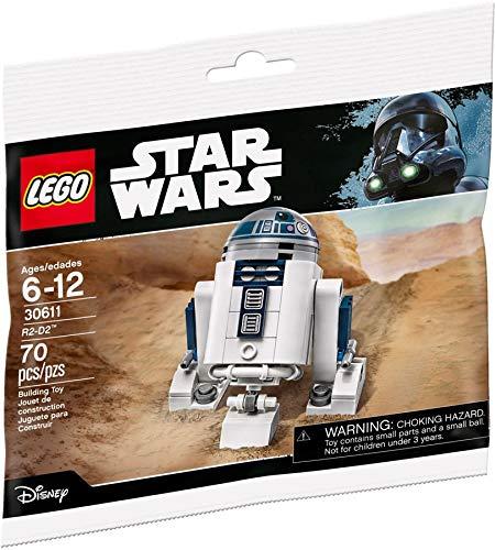 Lego Star Wars R2-D2 30611 70 Piece Lego Mini Figure - May 4th 2017 ()