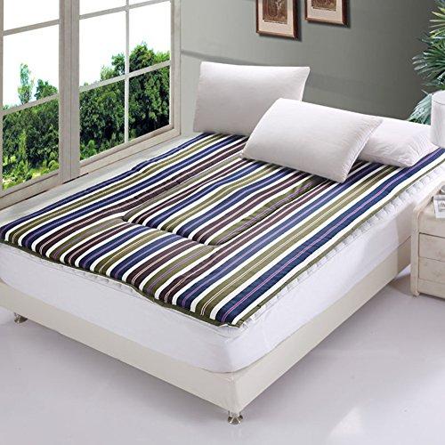 cotton mattress/thicken,[japanese-style], tatami mattress/[folding mattress]/tatami mattress-B 150200cm(59x79inch) by GDAFSDVACF