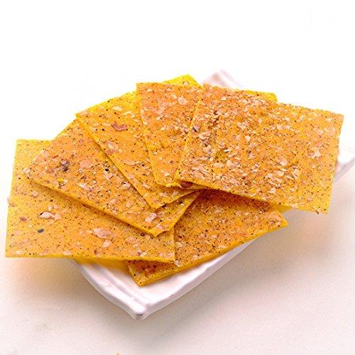 Mohanlal S Mithaiwala (Mumbai) Golden Halwa Indian Sweet - 500 gm by Mohanlal S Mithaiwala