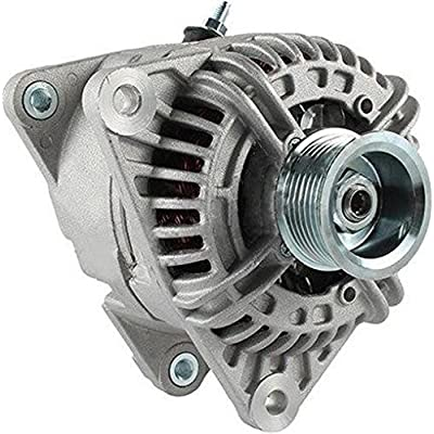 NEW HIGH AMP ALTERNATOR FITS DODGE RAM PICKUPS W/ 5.7L HEMI V8 2003-2006 180 AMP: Automotive