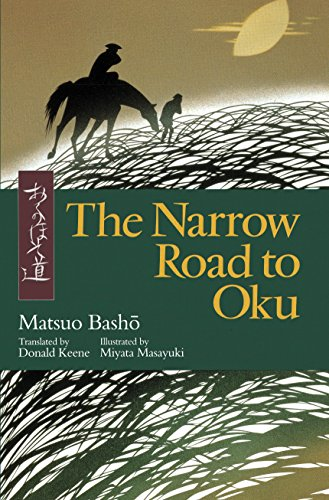 The Narrow Road to Oku by Kodansha International