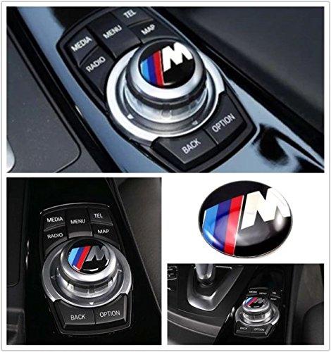 BMW Multimedia Sound Button iDrive Controller M Badge