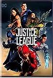 Justice League (DVD 2017) Action Adventure LaMarca