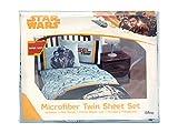 Star Wars Han Solo Vehicle Stripe Twin Sheet Set