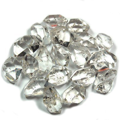 "Herkimer Diamonds (3/8"" - 1/2"") ""Extra"" - 1pc."