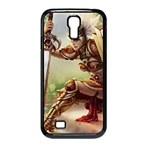 League of Legends(LOL) Leona Samsung Galaxy S4 9500 Cell Phone Case Black DIY Gift pxf005-3675917