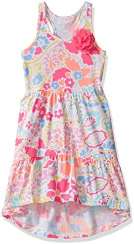 The Children's Place Girls' Floral Maxi Dress