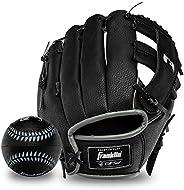 Franklin Sports RTP Teeball Performance Gloves & Ball C
