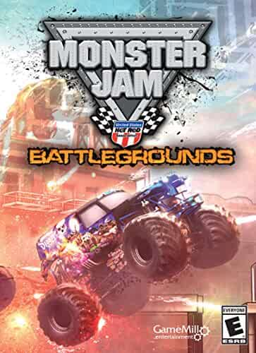 Amazon Com Monster Jam Battlegrounds Download Video Games