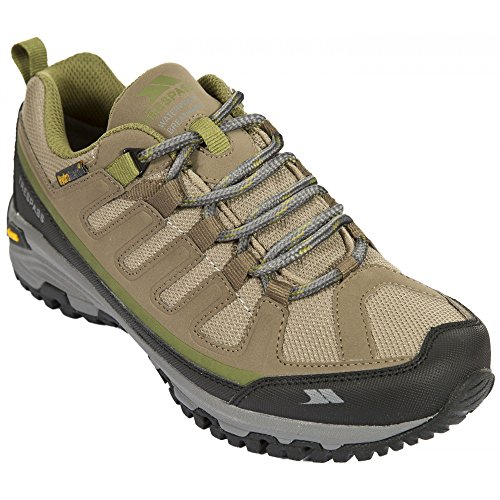 Womens ladies hiking Brindle Walking Carnegie Shoes sage Trespass qRwd6aZzxa