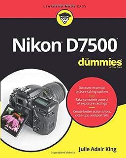 David Buschs Nikon D7500 Guide to Digital SLR Photography