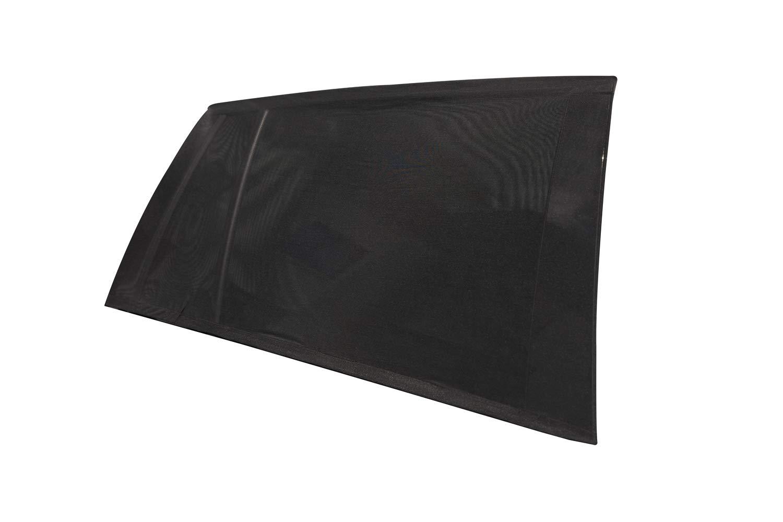 Auto-Sonnenschutz Sonnenblende universal, schwarz, 2er Pack, mit Aufbewahrungsbeutel empasa