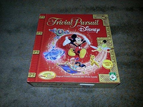 Disney Trivial Pursuit - Trivial Pursuit Disney Edition