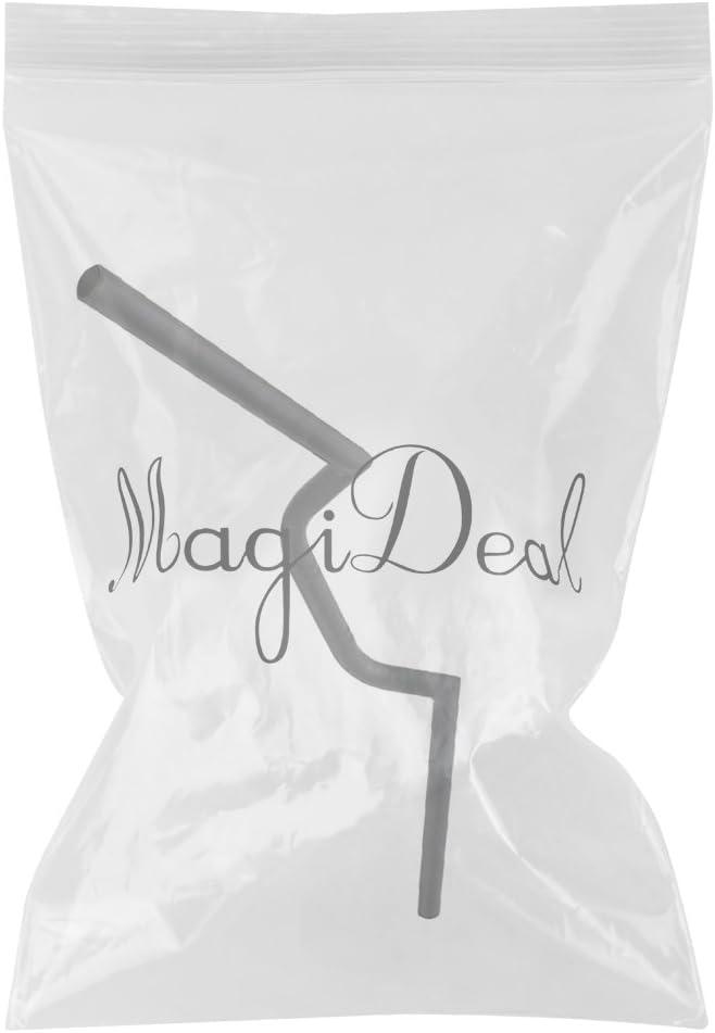 MagiDeal Guidon de Moto 22mm 7//8  pour Cafe Racer Barre de Poign/ée Universel