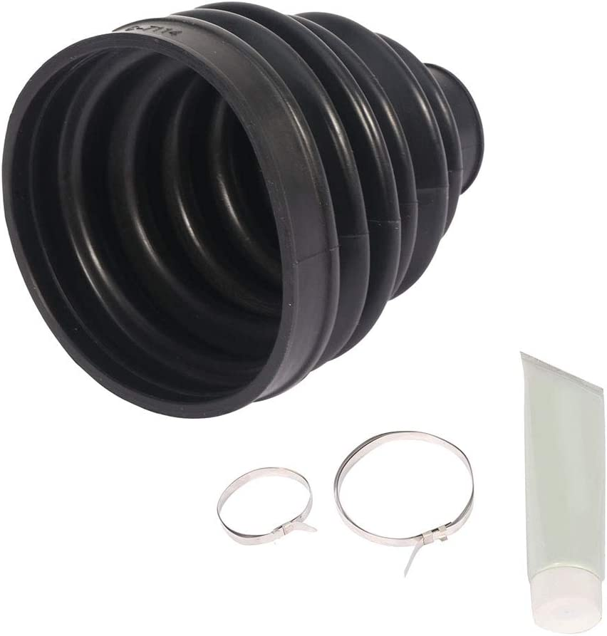 FINDAUTO CV Boot Kit ATV Fit For 1996-2004 Toyota Tacoma Outer