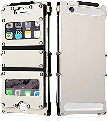 3a479561b27 JAMMYLIZARD | Funda Metal Case De Aluminio Para iPhone 6 / 6S 4.7