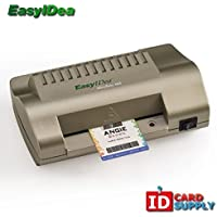 easyIDea ML450T ID Card Laminator, 4.5 Teslin Pouch Laminating Machine