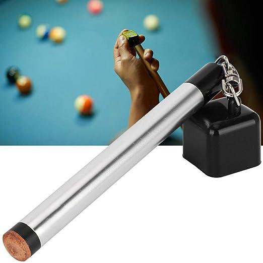 Heitune 1 Pcs Small Portable Chalk Billiard Cue Tip Pricker Pool Snooker Cue Repair Tool Accessory